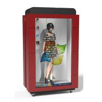 Buy cheap Vertical Transparent Touch Screen , Android Windows USB Input Transparent Lcd Monitor product