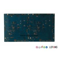 Television Pcb Board OSP Surface Treatment , Four Layer PCB Board Fabrication