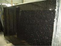 Buy cheap Black Galaxy Granite,Polished Black Granite Tile/Slab/Counter Tops,Black Galaxy Skirting,Wall Tile from wholesalers