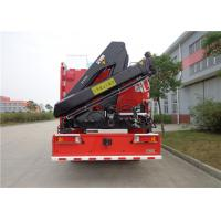 4x2 Drive Type Heavy Rescue Fire Truck EH3135 BINSON Electric Generator