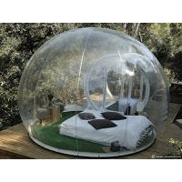 Buy cheap Promotion Advertising Camping Bubble Inflatable Tent Easy To Establish from Wholesalers
