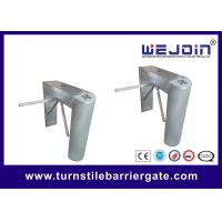 Buy cheap Access Control Automatic Tripod Turnstile Barrier Gate Die Casting Alloy Aluminum Mechanism from wholesalers