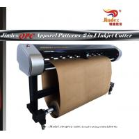 Buy cheap Jindex QPC Apparel Patterns 2 in 1 Inkjet Cutter from wholesalers
