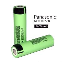 Buy cheap 18650 mod battery with high discharge current excenllent performance NCR 18650B 3400mah 3.7v li ion battery from wholesalers