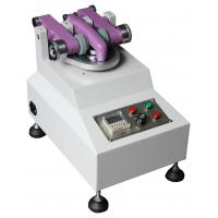 Buy cheap DIN Test Standard TABER Abrasion Tester , Leather Laboratory Equipment from wholesalers