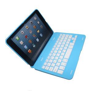 Buy cheap Flexible Wireless iPad Mini Bluetooth Keyboard of Aluminum alloy + ABS product