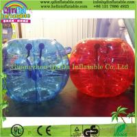 Buy cheap Inflatable Bubble Soccer Bumper Football Zorb Ball from wholesalers