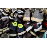 China Chinese Used Clothing and Shoes Wholesale , Second Hand Men Sports Shoes on sale