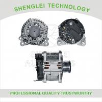 Buy cheap 06F903023P Audi Car Alternator 059903016E 059903016G 0986081180 12V 140A from wholesalers