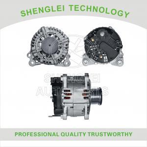 Buy cheap 06F903023P Audi Car Alternator 059903016E 059903016G 0986081180 12V 140A product