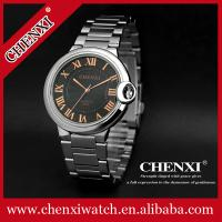 Buy cheap Rose Gold 038A Hot Sale Men Watch Factory Watches Men Business Watches Men Stainless Steel Watch from wholesalers