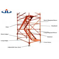 Buy cheap High Performance Kwikstage Scaffolding Components Quick Lock Scaffolding System product