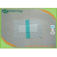 Buy cheap Transparent Waterproof Polyurethane Film Dressing Permeable With Absorbent Pad from wholesalers