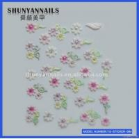 China Hot 3d Nail Sticker on sale