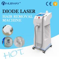 Buy cheap Gold 810nm Semi-conductor Diode Laser Permanent Hair Removal System NBW-L131 from wholesalers