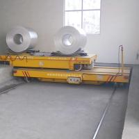 Buy cheap Heavy duty ferry condition wide gauge rail traverser warehouse handling from wholesalers