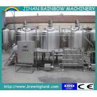 Buy cheap 1000l  micro brewery equipment,beer making equipment,craft beer brewing machine from wholesalers