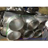 Buy cheap 90 Degree Equal Stainless Steel Tee Steel Pipe Tee UNS S32750  UNSS32760 from wholesalers
