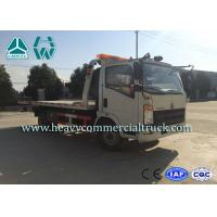190 HP Light Duty Rollback Wrecker Tow Truck Mechanical Transmission