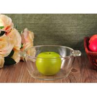 Buy cheap Clear Glass Tableware Glass Baked Bowl Set With Lid Used for Oven Baking from wholesalers
