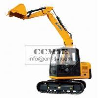 Buy cheap Efficient Low Consumption 60 kw A/C Earthmoving Excavator Machinery CE ISO from wholesalers