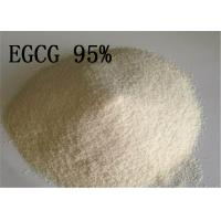 Buy cheap Anti Oxidant Natural Plant Extracts Epigallocatechin Gallate EGCG 95 Tea 989 51 5 from wholesalers