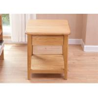 Buy cheap Solid Cherry Small Wooden Side Table , Home Narrow Sofa Pedestal Pine Side Table from wholesalers