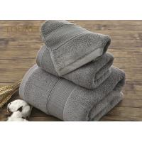 Buy cheap Embroidered Hotel Collection Hand Towels / Colorful Bathroom Hand Towels from wholesalers