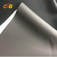 Buy cheap Strong Knitting Mesh Backing Artificial Car Seat Leather / PVC Vinyl Fabric Waterproof product
