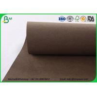 Buy cheap Colorful Washable Kraft Liner Paper Roll Matte Surface Pink Washable Kraft Paper Bags from wholesalers