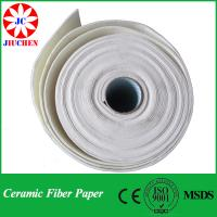 Buy cheap JC-Paper Series 1400℃ ceramic fiber paper from wholesalers