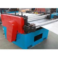 Buy cheap Galvanized Steel Sheet Metal Bending Machine 18 Stations GCr15 Roller 380V from wholesalers