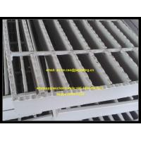 Buy cheap China high quality hot dip galvanized steel grating from wholesalers