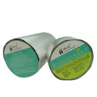 Buy cheap high quality self-adhesive Aluminium lamination butyl tape caulk with waterproof and sealing performance on the surface from wholesalers