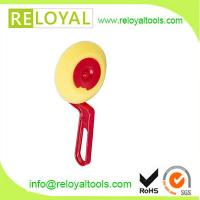Buy cheap cute round corner yellow foam mini paint roller on sale made in china from wholesalers