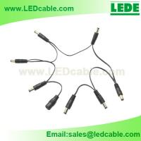 Buy cheap Daisy Chain DC Power Adapter Cable from wholesalers