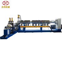 Buy cheap PE PP PVC Film Plastic Recycling Machine Double Stage Extruder Long Span Life from wholesalers