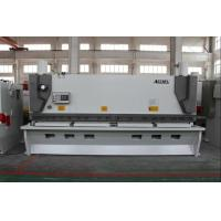 Buy cheap QC11Y Series Hydraulic Guillotine Shear product
