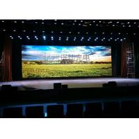 Buy cheap Full Color P3.91 Indoor Rental LED Module Display With Die Casting Al Cabinet from wholesalers