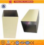 Buy cheap T6 Power Coating Surface Treatment Aluminum Alloy Casement Window , Alloy Aluminum Frame from wholesalers