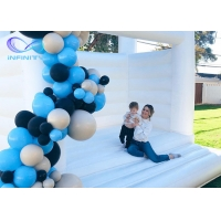 Buy cheap Best Price Inflatable Wedding Bouncer Large Bouncy Castle Inflatable Jump Castle Bouncer from wholesalers