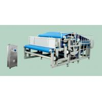 China DY Type Belt Press Squeeze Extractor Fruit Juice Extractor Machine 8TPH SUS304 on sale