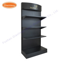 Buy cheap Welded Free Standing Pegboard Display For Retail Store from wholesalers