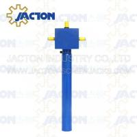 Buy cheap 2T 3T 5T 10T 20T 30T 40T 50T 100Ton Electric Screw Jack SWL series rotary tiller worm lift from wholesalers