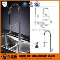 Buy cheap 2016 fashion stainless spring kitchen faucet from wholesalers