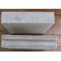 Buy cheap Rainproof Cement Fiber Panels , Eps Cement Board For Interior Wall Paneling Partition from wholesalers
