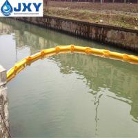 Buy cheap PVC Floating Oil Boom For Containing Oil Spill from wholesalers
