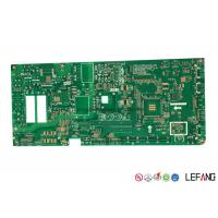 Buy cheap Fr4 V0 Double Sided PCB Assembly Services For Security Device OEM / ODM from wholesalers