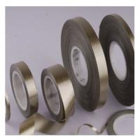 Quality Corona Resistant High Voltage Insulation Tape PI Film And Glass Backed for sale