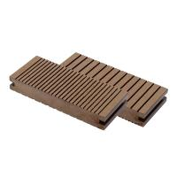 Buy cheap 140x19  UV resistance composite deck exterior use waterproof  park pavement blocks from wholesalers